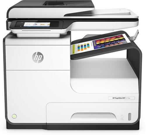 HP PageWide 377dw A4 Wi-Fi Zwart, Wit