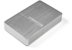 Freecom mHDD Desktop 4TB Micro-USB B 3.0 (3.1 Gen 1) 4000GB Zilver externeharde schijf
