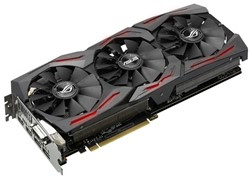 ASUS STRIX-GTX1080-8G-GAMING GeForce GTX 1080 8GB GDDR5X