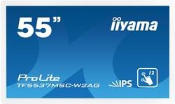 "iiyama ProLite TF5537MSC-W2AG 55"" LED Full HD Wit"