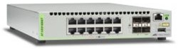 Allied Telesis AT-XS916MXT-50 Managed L3 10G Ethernet (100/1000/10000) Grijs