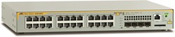 Allied Telesis AT-x230-28GT Managed network switch L3 Gigabit Ethernet (10/100/1000) 1U Grijs