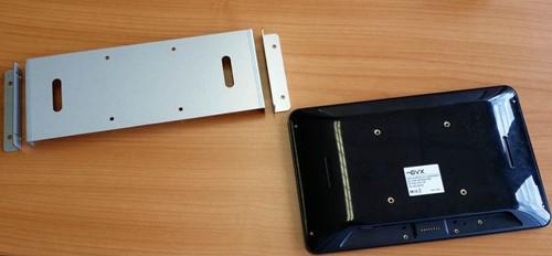 ProDVX OF-10 Rear mount bracket voor 10DS (voor andere apparaten mogelijk voor een project)-2