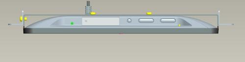 ProDVX OF-10 Rear mount bracket voor 10DS (voor andere apparaten mogelijk voor een project)-3