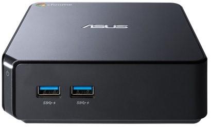 ASUS Chromebox CHROMEBOX2-G072U 1.7GHz 3215U Blauw