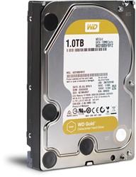 Western Digital Gold 1000GB SATA III interne harde schijf