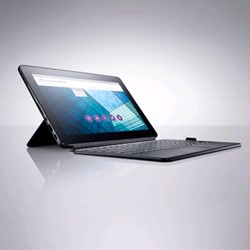 DELL 580-AFBZ QWERTY Zwart toetsenbord voor mobiel apparaat