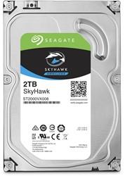 Seagate Surveillance HDD SkyHawk 2TB 2000GB SATA III