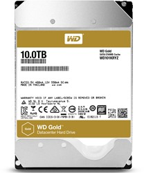 Western Digital Gold 10000GB SATA III interne harde schijf