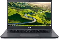 "Acer Chromebook 14 CP5-471-C8KZ 1.6GHz 3855U 14"" 1920 x 1080Pixels Zwart, Grijs"