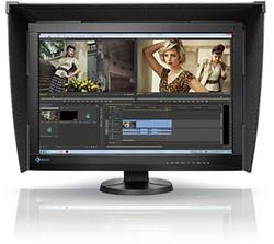 "Eizo CG247X 24.1"" Full HD IPS Zwart computer monitor"