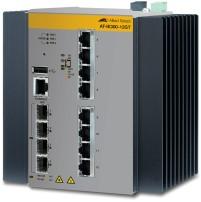 Allied Telesis AT-IE300-12GT-80 Managed L3 Gigabit Ethernet (10/100/1000) Zwart, Grijs