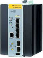 Allied Telesis 990-003868-80 Managed L2 Gigabit Ethernet (10/100/1000) Power over Ethernet (PoE) Zwart