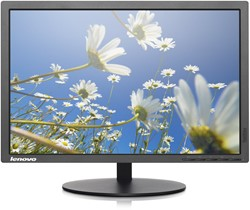 "Lenovo ThinkVision T2054P 19.5"" HD IPS Zwart"