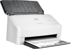 HP Scanjet Pro 3000 s3 Flatbed & automatische documentinvoer 600 x 600DPI A4 Wit
