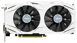 ASUS DUAL-GTX1060-3G GeForce GTX 1060 3GB GDDR5 videokaart