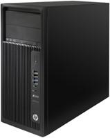 HP Z Z240 TWR 3.4GHz i7-6700 Toren Zwart-3