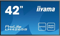"iiyama LH4265S 42"" LED Full HD Zwart"