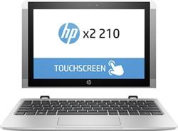 """HP X2 210 G2 1.44GHz x5-Z8350 10.1"""" 1280 x 800Pixels Touch 64gb"""