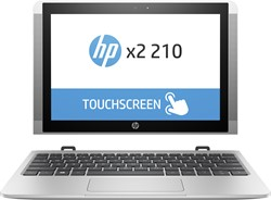 "HP X2 210 G2 1.44GHz x5-Z8350 10.1"" 1280 x 800Pixels Touch128gb"
