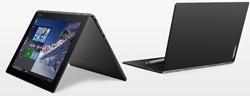 "Lenovo Yoga Book 1.44GHz x5-Z8550 10.1"" 1920 x 1200Pixels Touchscreen Zwart Hybride (2-in-1)"