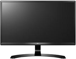 "LG 24UD58-B 23.8"" 4K Ultra HD LED Mat Flat Zwart computer monitor LED display"