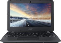 "Acer TravelMate B117-M-C33A 1.6GHz N3060 11.6"" 1366 x 768Pixels Zwart"
