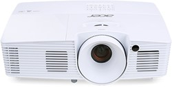 Acer Essential X137WH 3700ANSI lumens DLP WXGA (1280x800) Draagbare projector Wit