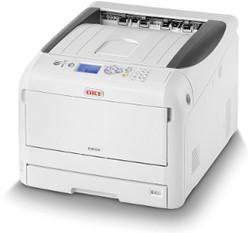 OKI C833n Kleur 600 x 1200DPI A3 Wit