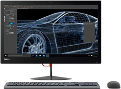 "Lenovo ThinkCentre X1 2.6GHz i7-6600U 23.8"" 1920 x 1080Pixels"