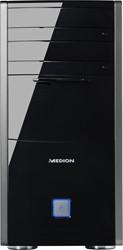 MEDION AKOYA E2005 F 1.6GHz N3050 Midi Toren Zwart PC