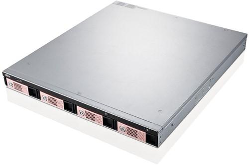Fujitsu CELVIN NAS QR806 NAS Rack (1U) Ethernet LAN Zwart, Zilver-1