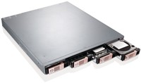 Fujitsu CELVIN NAS QR806 NAS Rack (1U) Ethernet LAN Zwart, Zilver-2