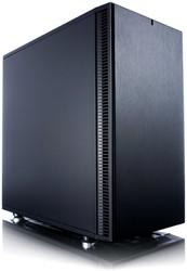 Fractal Design Define Mini C Mini-Toren Zwart