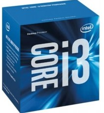 Intel Core i3-7300 4GHz 4MB Smart Cache Box