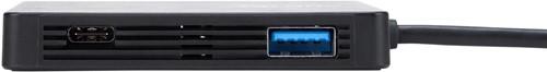 Targus ACH924EU USB 3.0 (3.1 Gen 1) Type-A 5000Mbit/s Zwart hub & concentrator-2