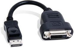 Matrox CAB-DP-DVIF kabeladapter/verloopstukje