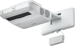 Epson EB-1450Ui Projector met wandmontage 3800ANSI lumens 3LCD WUXGA (1920x1200) Wit beamer/projector