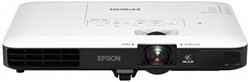 Epson EB-1781W Desktopprojector 3200ANSI lumens 3LCD WXGA (1280x800) Zwart, Wit beamer/projector