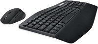 Logitech MK850 Performance Bluetooth QWERTY Nederlands Zwart toetsenbord-2