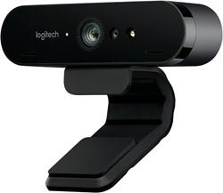 Logitech BRIO 4096 x 2160Pixels USB 3.0 Zwart webcam
