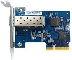 QNAP LAN-10G1SR Intern Fiber 10000Mbit/s netwerkkaart & -adapter