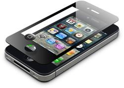 Avanca AVTG-4B00 iPhone 4/4S Doorzichtige schermbeschermer 1stuk(s) schermbeschermer