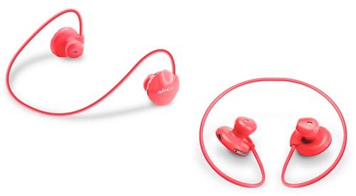 Avanca S1 In-ear Stereofonisch Draadloos Koraal mobielehoofdtelefoon