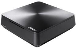 ASUS VivoMini VM65-G094Z 2.4GHz i3-7100U 2L  maat pc Grijs