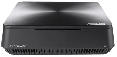 ASUS VivoMini VM65-G094Z 2.4GHz i3-7100U 2L  maat pc Grijs-3