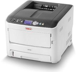 OKI C612dn Kleur 600 x 1200DPI A4 Zwart, Wit