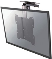 Newstar FPMA-C020BLACK flat panel plafond steun