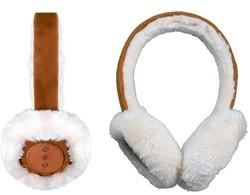 Avanca AVBM-0501 Bruin, Wit Circumaural Hoofdband koptelefoon