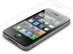 Avanca AVTG-8713 iPhone 4/4S Doorzichtige schermbeschermer 1stuk(s) schermbeschermer